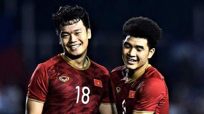 Bàn thắng thứ tư của U22 Việt Nam vào lưới Campuchia