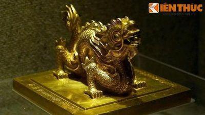 Chiêm ngưỡng biểu tượng quyền lực bất tử của vua nhà Nguyễn