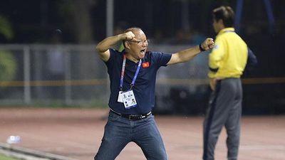 Thầy Park dùng 'chiêu' gì để đánh bại U22 Campuchia?