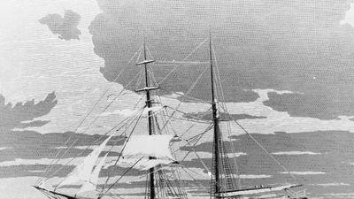 Tàu ma Mary Celeste - bí ẩn lớn của ngành hàng hải thế giới