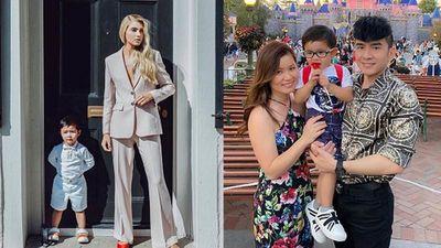 Con trai Đan Trường 3 tuổi đã có công ty riêng, kiếm 20 triệu mỗi tháng