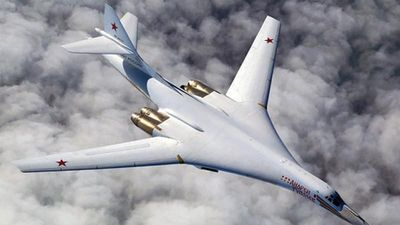 Siêu oanh tạc cơ Tu-160M sẽ là vũ khí răn đe của Nga khiến Mỹ kinh sợ