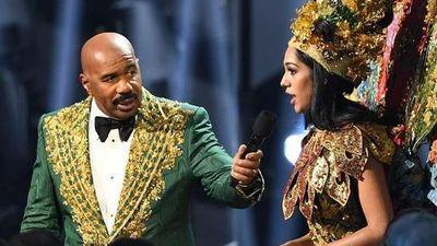 MC tiếp tục công bố nhầm kết quả ở Hoa hậu Hoàn vũ thế giới 2019?