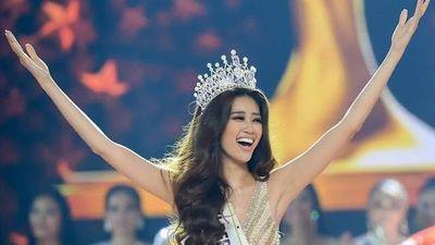 Hoa hậu Khánh Vân: 'Tôi chưa dám tin mình đăng quang'
