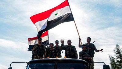 Quân đội Syria hủy diệt khủng bố IS trên chiến trường Đông Homs