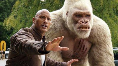 10 phim hay nhất của siêu sao The Rock