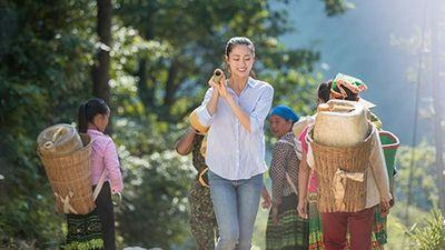 Lương Thùy Linh xuất sắc lọt top 10 Hoa hậu Nhân ái tại Miss World