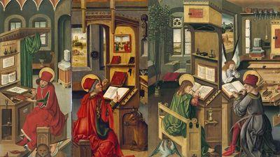 Khủng khiếp những cuốn sách bị 'nguyền rủa' thời Trung cổ