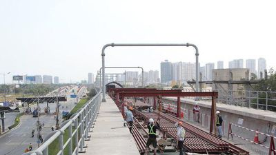 Hai tuyến metro ở TP.HCM vay hàng chục nghìn tỷ đồng 'chạy nước rút' để hoành thành