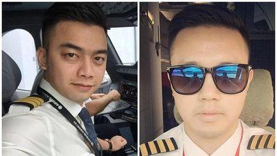 Chân dung 2 phi công từng điều khiển chuyến bay đón tuyển Việt Nam về nước