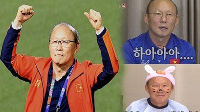 HLV Park Hang Seo tham gia gameshow, hot ngang ngửa sao Hàn Quốc