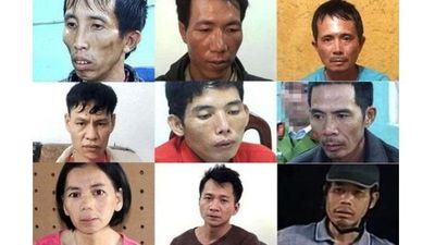 Chốt lịch xét xử 9 kẻ sát hại nữ sinh giao gà ở Điện Biên