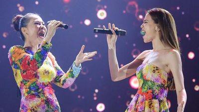 Hồ Ngọc Hà, Thu Minh song ca trong Lễ hội Âm nhạc Quốc tế TP.HCM
