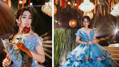 Nàng thiên kim tiểu thư Philippines khiến 'vạn người mê' vì mặc đẹp như công chúa