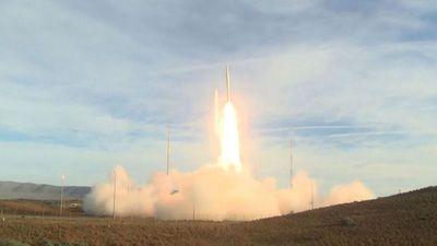 Mỹ thử tên lửa đạn đạo bị cấm theo Hiệp ước INF