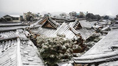 Ngôi làng 600 tuổi ngay cạnh thủ đô Seoul
