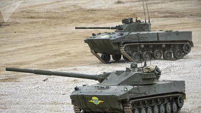 Lý giải vì sao quân đội Nga như 'có thù' với pháo tự hành chống tăng bánh lốp