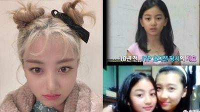 Jihyo - cô gái được các tiền bối JYP yêu thương hết mực