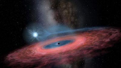 Lỗ đen khổng lồ trong dải Ngân Hà chỉ là sai lầm?