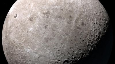 Mặt Trăng được hình thành như thế nào?