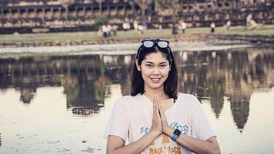 Bông hồng lạ của thể thao Campuchia gây náo loạn dân mạng