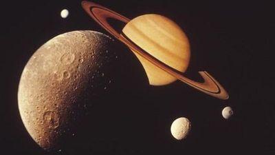 Quá trình hình thành 'vằn hổ' trên mặt trăng sao Thổ