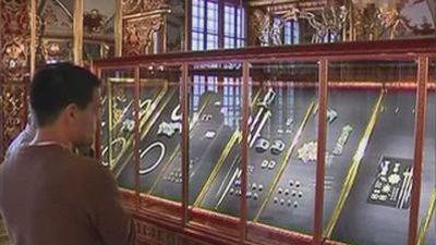 Bảo tàng Đức bị trộm đột nhập, lấy đi 3 bộ nữ trang vô giá
