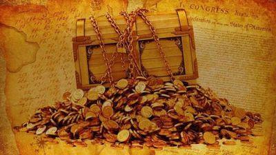 Bí ẩn kho báu 350 tấn vàng của cướp biển lừng danh TG