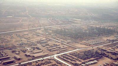 Ảnh độc căn cứ quân sự lớn nhất của Mỹ thời Chiến tranh VN