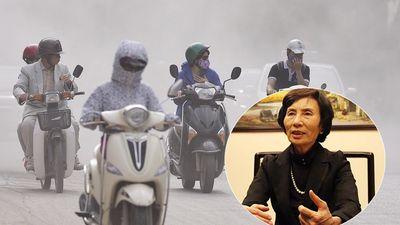 Ô nhiễm không khí Hà Nội ở mức báo động: Chính quyền phải vào cuộc xử lý triệt để