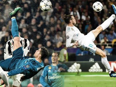 Tại buổi lễ FIFA The Best, huyền thoại người Pháp đánh giá bàn thắng của Bale trong trận chung kết Champions League khó hơn cú 'ngả bàn đèn' của Ronaldo vào lưới Juventus.