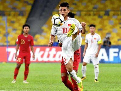 Với 1 điểm sau 2 trận, U.16 Việt Nam vẫn còn cơ hội lọt vào vòng đấu loại trực tiếp, điều kiện cần là phải thắng Iran ở lượt cuối, trận đấu diễn ra vào lúc 19 giờ 45 thứ Năm, ngày 27.9 tới đây.