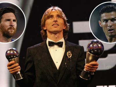 Luka Modric đã vượt qua Ronaldo và Salah để giành được danh hiệu 'The Best', giải thưởng vinh danh cầu thủ nam xuất sắc nhất năm của FIFA, Modric đã có những chia sẻ cảm động sau khi nhận giải.