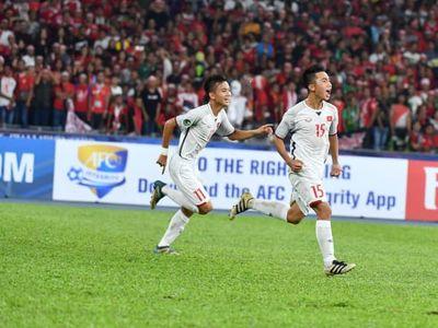 Tiền vệ Khuất Văn Khang khẳng định U16 Việt Nam sẽ nỗ lực hết mình, cống hiến bóng đá đẹp dù cơ hội đi tiếp rất mong manh.
