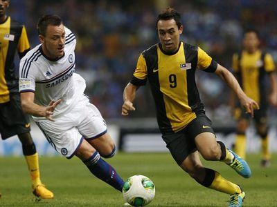 Dự AFF Cup ở tuổi 32, ghi 3 bàn và trở thành át chủ bài của Malaysia trước trận quyết chiến với tuyển Việt Nam, nhưng Talaha bị chỉ trích dữ dội tại quê nhà trước giải đấu.