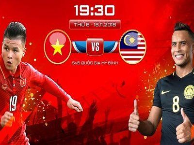 Trận đấu giữa Việt Nam và Malaysia được coi là trận chung kết của vòng bảng AFF Cup 2018 bởi nhiều lý do và ai cũng muốn xem rằng liệu thầy trò HLV Park Hang-seo có đủ trình độ để chơi tấn công thông trị trước người Mã.