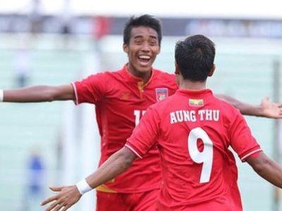 Ngày 201.11 tới, tuyển Việt Nam sẽ gặp chủ nhà Myanmar tại lượt trận thứ 3 bảng A AFF cup 2018.
