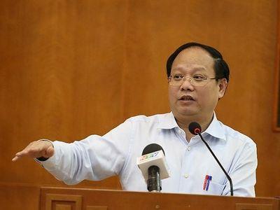 Phó Bí thư Thường trực TP.HCM Tất Thành Cang xin nghỉ phép 20 ngày