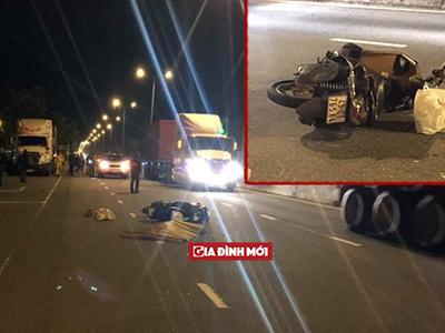 Hi hữu: Lốp xe bất ngờ phát nổ khi đang đi trên đường, một cô gái tử vong tại chỗ
