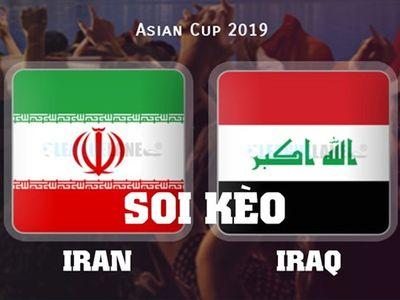Sau 2 lượt trận ở bảng D - Asian Cup 2019, cả Iran và Iraq đều đã giành chiến thắng và chắc suất đi tiếp. Chính vì vậy, trận đấu giữa hai đại diện Tây Á không còn nhiều ý nghĩa sống còn. Có chăng, đây sẽ là màn đối đầu về chuyên môn để chuẩn bị cho vòng 1/8 sắp tới.