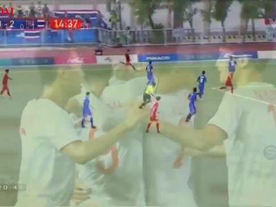 ĐT U22 Việt Nam ghi được 17 bàn thắng tại vòng bảng SEA Games, trong đó có những 'siêu phẩm' tại 3 trận đấu cuối với U22 Indonesia, U22 Singapore và Thái Lan để lọt vào bán kết môn bóng đá nam.