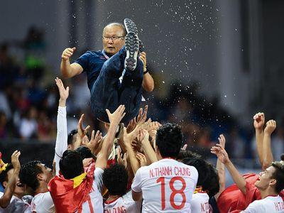 Truyền thông xứ sở chùa Vàng khẳng định sự có mặt của chiến lược gia người Hàn Quốc là yếu tố chính giúp bóng đá Việt Nam vươn lên vị thế số một Đông Nam Á.