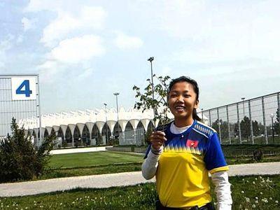 Nữ cầu thủ đội tuyển nữ Việt Nam là một trong những ứng viên cho giải thưởng 'Công dân trẻ tiêu biểu TP.HCM' năm 2019.