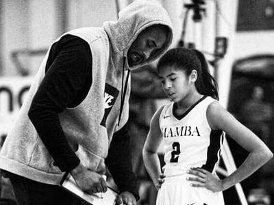 Trong 4 con gái của Kobe Bryant, Giannis là người duy nhất có tình yêu bóng rổ, nhưng đã mãi mãi ra đi trong vụ rơi trực thăng thảm khốc hôm 26/1.