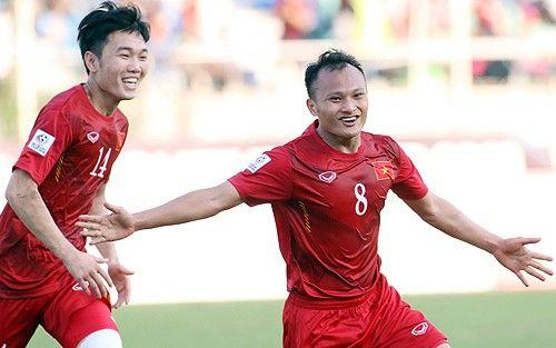 Đội tuyển Việt Nam tạm chia tay Trọng Hoàng