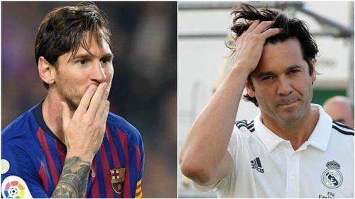 Bất ngờ chưa! HLV tạm quyền Real là fan cuồng của Messi