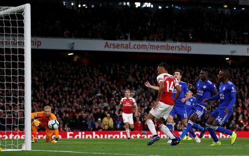 Aubameyang được fan Arsenal chọn 'xuất sắc nhất tháng'