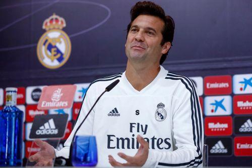 Cầu thủ Real Madrid muốn Solari là HLV chính thức