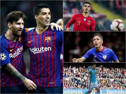 Vua phá lưới La Liga: Messi chia sẻ ngôi đầu với Suarez