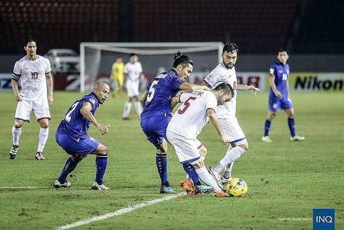 ĐT Thái Lan bị loại khỏi AFF Cup 2018 trong trường hợp nào?